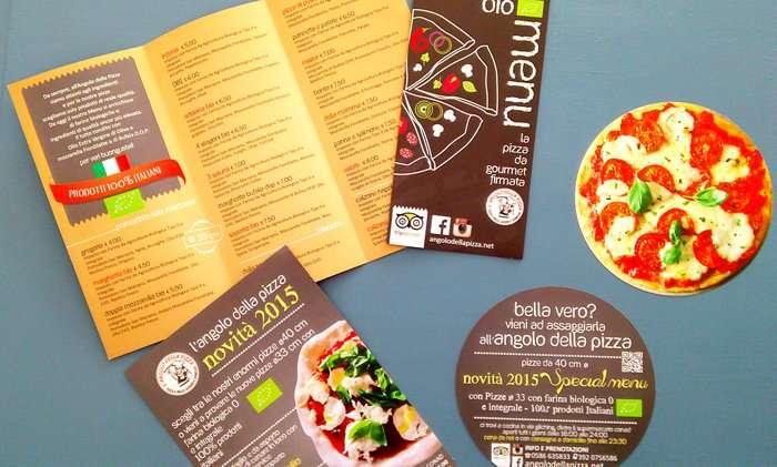 campagna 2015 - L'angolo della Pizzacampagna 2015 - L'angolo della Pizza - immagine coordinata